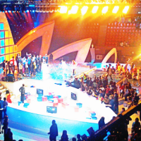 Junior Eurovision JESC 2011 Stage