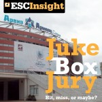 Junior Juke Box Jury 2015 Album Cover