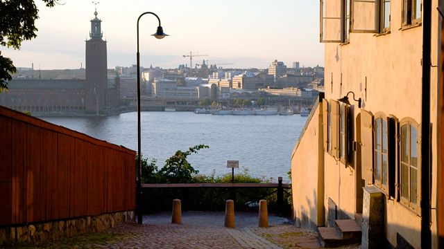 The views from Monteliusvägen are stunning (Photo: Visit Stockholm)