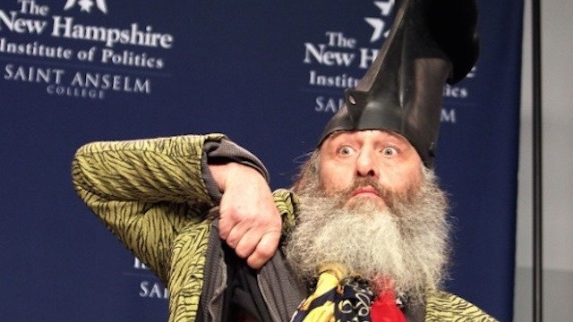 Vermin Supreme: Confusing the American Voting Public Since 2004