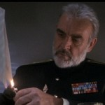 Sean Connery and a Russian flame