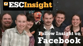 Follow ESC Insight on Facebook