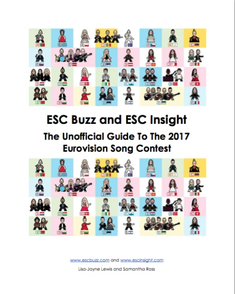 ESC Insight and ESC Buzz: 2017 Guidebook