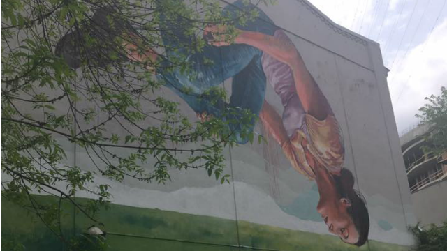 The Dreamer by Fintan Magee