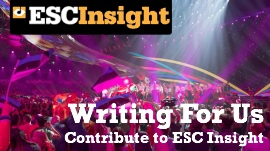 Writing for ESC insight (sidebar button)