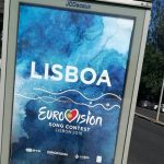 Eurovision 2018 reaches the Lisbon bus shelters.