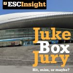 ESC Insight, Juke Box Jury 2018 Album Cover
