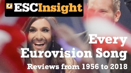 Every Eurovision Song (1956-2018)