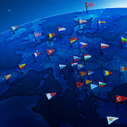 The web world of Eurovision