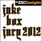 Juke Box Jury 2012 Album Cover