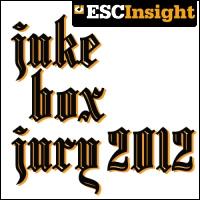 Juke Box Jury 2012 Album Cover
