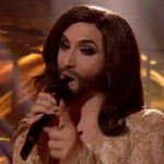 Conchita Wurst Winer's Reprise Finger Icon
