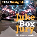 Junior Juke Box Jury Album Cover Malta 2014