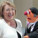 Terry Vision meets The President of Malta