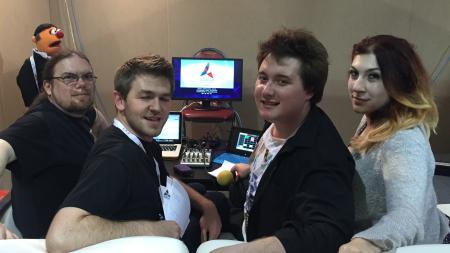 Ewan and Terry, Junior Eurovision 2014 FM Radio Broadcast