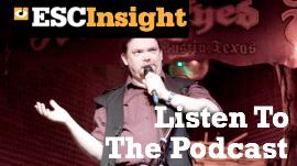 Listen to the ESC Insight podcast (Stef Lewandowski)