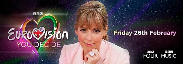 BBC Eurovision You Decide (image: BBC)