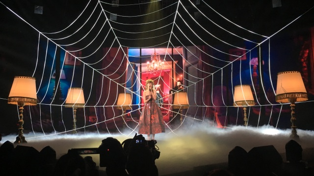Will we see a finer Spider's Web this Eurovision seasons? )image: Ewan Spence)