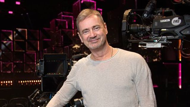 Christer Björkman on the Melodifestivalen tour in 2016 (Photo: Henrik Montgomery)