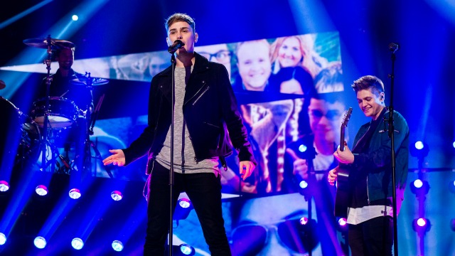 Joe & Jake - You're Not Alone | Eurovision 2016 United Kingdom