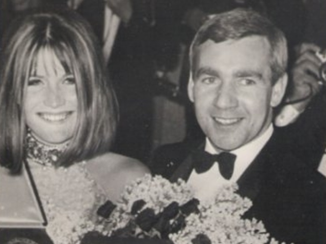 Sandie Shaw and Bill Martin (image: billmartinsongwriter.com)
