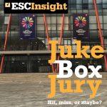 Junior Juke Box Jury Album Art, 2017