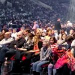 Audience in Malmo Arena (eurovision.tv)