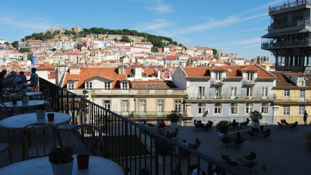 Topo Chiado | ESC Insight | Lisbon