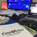 Eurovision USA Radio Team, 2018 (Image: D. Cargill)