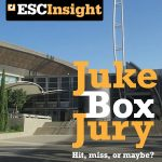 ESC Insight podcast, Juke Box Jury 2019 Album cover (image: cc/Wikimedia)
