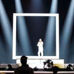 Serhat takes to the stage, San Marino 2019 (eurovision.tv/Thomas Hanses)