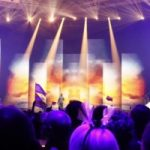 Tel Aviv Expo stage for Eurovision 2019 (eurovision.tv/Andres Puting)