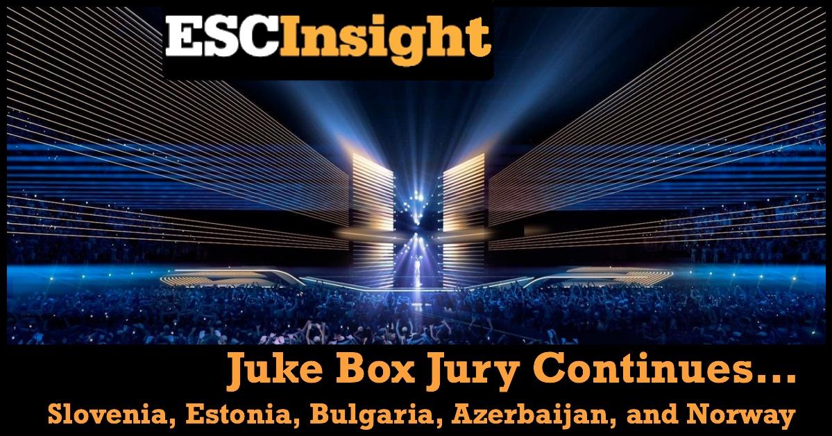 Esc Insight Eurovision Insight Podcast Juke Box Jury 2021 2