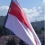 Protest Actions in Minsk, Belarus ( Максим Шикунец / Wikimedia).